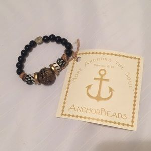 Anchor Beads Jewelry - Hope Anchors The Soul AnchorBeads